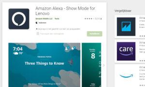 Amazon Show Mode app