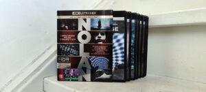 Christopher Nolan Collection 4K