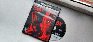Hellboy 2004 op 4K Blu-Ray