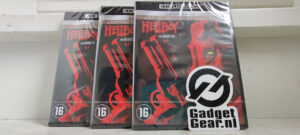 Winnen 3x Hellboy op 4K Blu-Ray