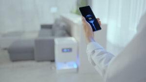 Xiaomi Air Charge demo